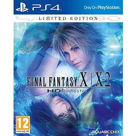 Final Fantasy X / X-2 HD Remaster - Limited Edition