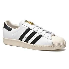 Adidas Originals Superstar 80s Leather Upper (Unisex)