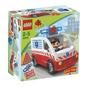 Find The Best Price On Lego Duplo 4979 Ambulance Compare Deals On