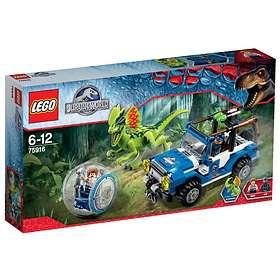 LEGO Jurassic World 75916 Dilophsaurusbakhåll