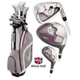 Wilson Profile XLS Ladies with Carry Stand Bag