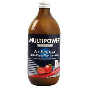 Multipower Fit Protein 500ml 12-pack
