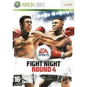 Fight Night Round 4 (Xbox 360)