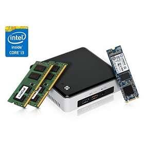 Komplett PC i delar - 2,1GHz DC 8GB 128GB