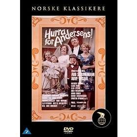 Hurra for Andersens! - Norske Klassikere