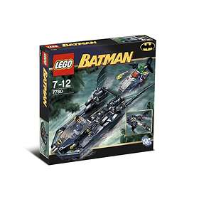 LEGO Batman 7780 The Batboat Hunt for Killer Croc