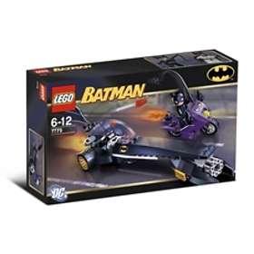 LEGO Batman 7779 The Batman Catwoman Pursuit