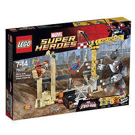 LEGO Marvel Super Heroes 76037 Superskurkarna Rhino och Sandman