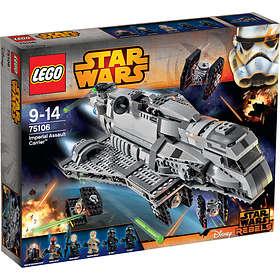 LEGO Star Wars 75106 Imperial Assault Carrier
