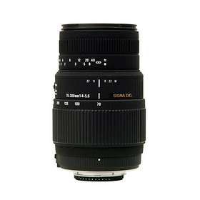 Sigma AF 70-300/4.0-5.6 DG Macro New for Nikon