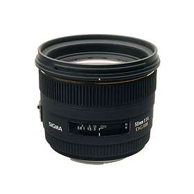 Sigma 50/1,4 EX DG HSM for Canon