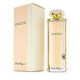 8ea0d811362f Find the best price on Salvatore Ferragamo Emozione edp 90ml ...