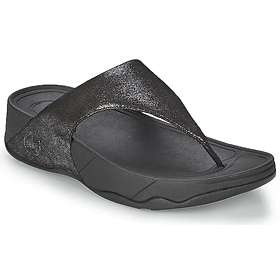 196f4c89d3f5 Find the best price on FitFlop Lulu Shimmersuede (Women s ...