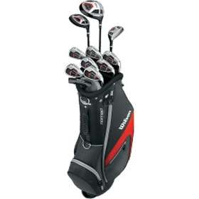 Wilson Profile XLS with Carry Stand Bag
