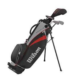 Wilson Profile Junior (5-8 Yrs) with Carry Stand Bag