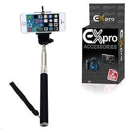 Ex-Pro Extendable Self Portrait Selfie Handheld Stick