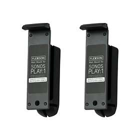 Flexson Wall Mount for Sonos PLAY:1 (pair)