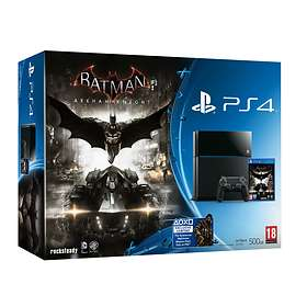 Sony PlayStation 4 500GB (+ Batman: Arkham Knight)