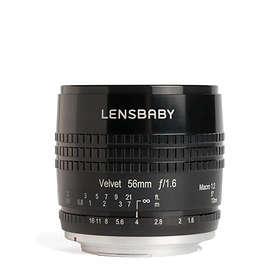Lensbabies Lensbaby Velvet 56/1,6 for Pentax