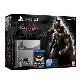 Sony PlayStation 4 500GB (inkl. Batman: Arkham Knight) - Limited Edition