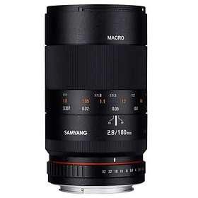 Samyang MF 100/2,8 ED UMC Macro for Canon