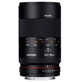 Samyang MF 100/2.8 ED UMC Macro for Nikon