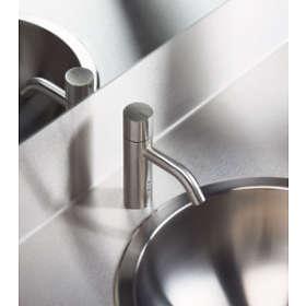 Vola Tvättställsblandare HV1E (Rostfri)