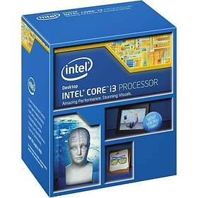 Intel Core i3 4170 3,7GHz Socket 1150 Box
