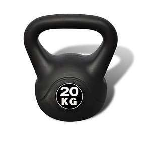vidaXL Kettlebell 20kg