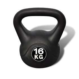vidaXL Kettlebell 16kg