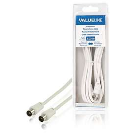 Valueline VLS Antenna 9.5mm - 9.5mm 3m