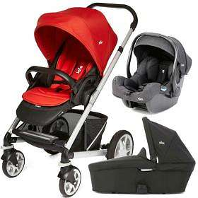 Joie Baby Chrome + 3in1 (Travel System)