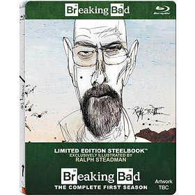 Breaking Bad - Season 1 - Limited Edition SteelBook (UK)