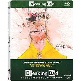 Breaking Bad - Season 4 - Limited Edition SteelBook (UK)