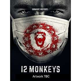 12 Monkeys - Season 1 (UK)