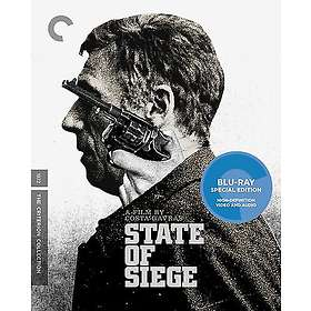 State of Siege - Criterion Collection (US)
