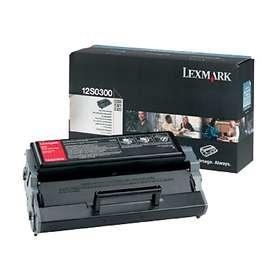 Lexmark 12S0300 (Svart)