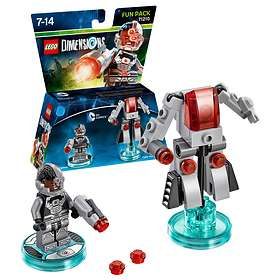 LEGO Dimensions 71210 Cyborg Fun Pack