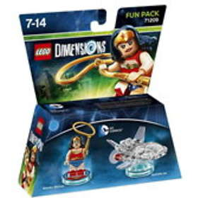 LEGO Dimensions 71209 Wonder Woman Fun Pack