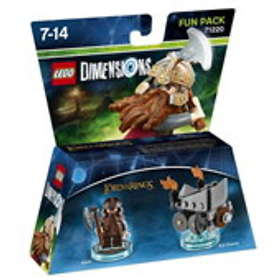 LEGO Dimensions 71220 Gimli Fun Pack