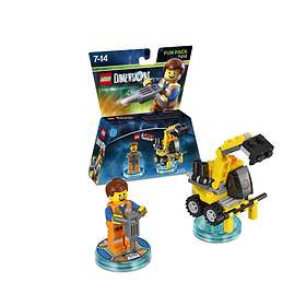 LEGO Dimensions 71212 Emmet Fun Pack