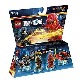 LEGO Dimensions 71207 Ninjago Team Pack