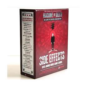 Machine of Death: Side Effects
