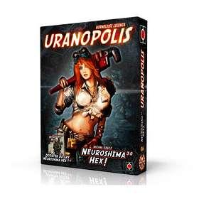Neuroshima Hex! Uranopolis 3.0 (exp.)