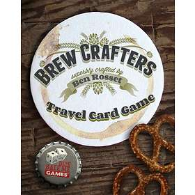 Dice Hate Me Games Brew Crafters: Card Game (pocket)