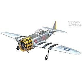 The World Models 1/7 P-47D Thunderbolt ARF