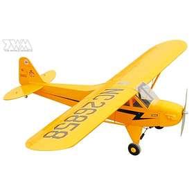 The World Models 1/4 Piper J-3 Cub PNP