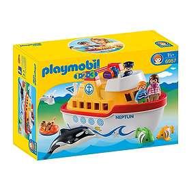 Playmobil 1.2.3 6957 My Take Along Ship