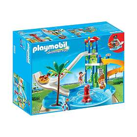 Playmobil Summer Fun 6669 Water Park with Slides