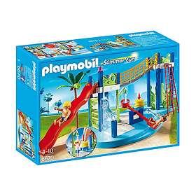 Playmobil Summer Fun 6670 Water Park Play Area